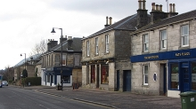 Dollar, Bridge Street, Clackmannanshire © Richard Webb